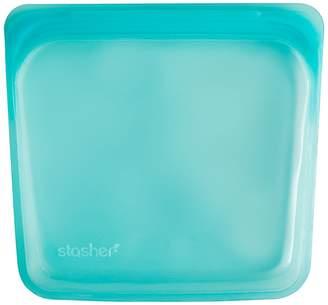 Stasher Reusable Silicone Sandwich Storage Bag