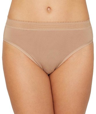 Warner's Breathe Freely Hi-Cut Brief