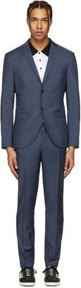 Tiger of Sweden Blue Jill Suit $900 thestylecure.com