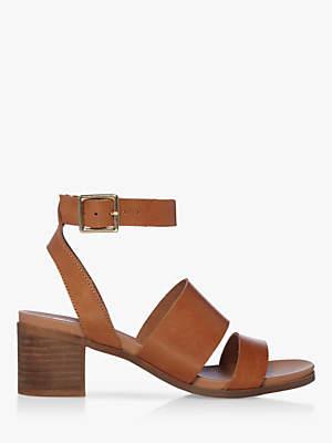 a90e495bc04 Steve Madden Black Block Heel Sandals For Women - ShopStyle UK