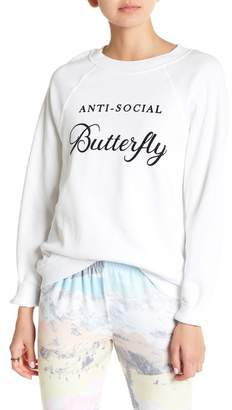 Wildfox Couture Anti Social Sweatshirt