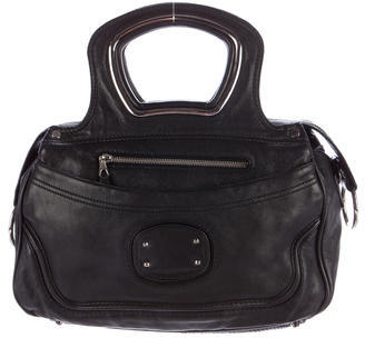 Balenciaga  Balenciaga Smooth Leather Satchel