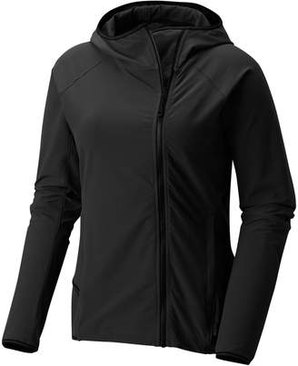 Mountain Hardwear Speedstone Hooded Jacket - Women's