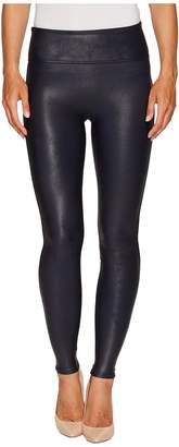 Spanx Faux Leather Leggings Women's Casual Pants