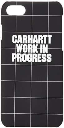 Carhartt (カーハート) - [カーハートダブルアイピー] 携帯ケース GRID LOGO IPHONE CASE I025155-18S 0800 Multicolor