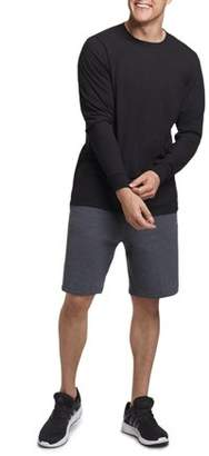 Russell Athletic Men's Essential Dri-Power Long Sleeve T-Shirt with 30+ UPF