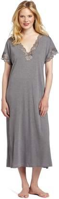 Natori Women's Zen Floral Covered Nightgown