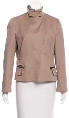Akris Punto Wool & Angora Jacket