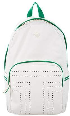 Tory Sport Perforated Nylon Backpack