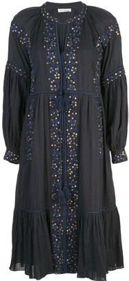 Ulla Johnson embroidered dress