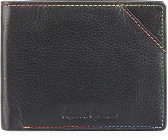 Robert Graham Prado Slim Fold Leather Wallet