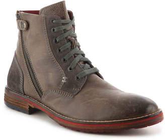 Rustic Asphalt Boot Dance Boot - Men's