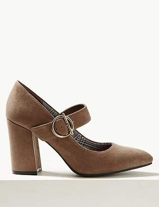 Marks and Spencer Block Heels Court Shoes