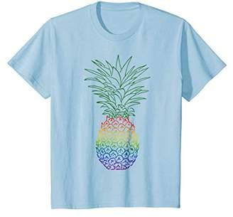 Gay Pineapple - LGBT Gay T-Shirt