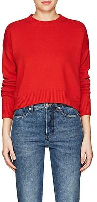 Barneys New York Women's Cashmere Crop Sweater