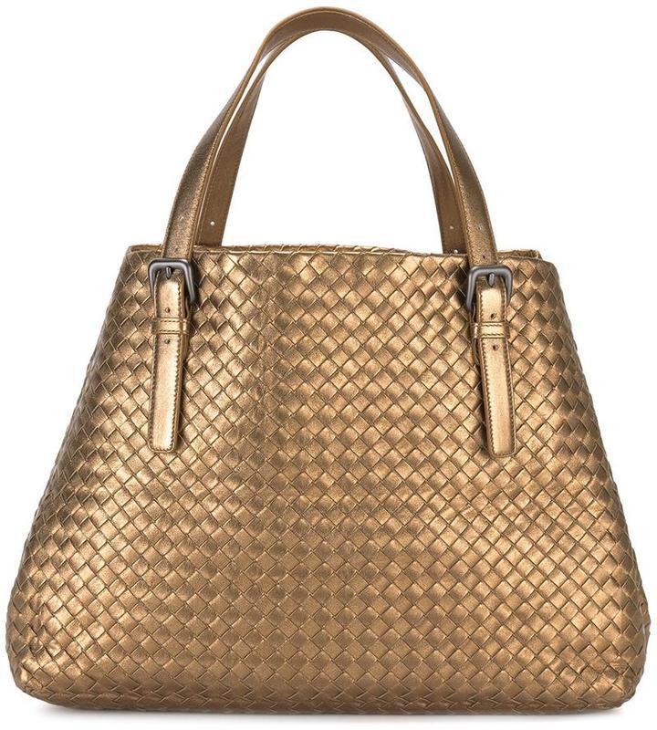 Bottega VenetaBottega Veneta intrecciato shoulder bag
