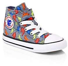 Converse Baby's & Little Boy's All-Star Dionsaur High-Top Chuck Taylor Sneakers