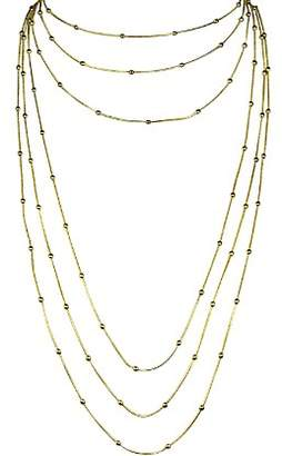 Jules Smith Designs Aida Layered Necklace, 34""