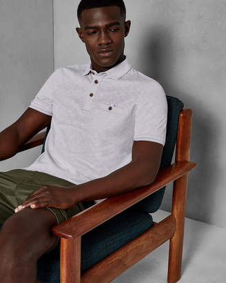 Ted Baker ALSORT Soft touch polo shirt