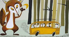 Matte Stephens Crafty Fox - Large