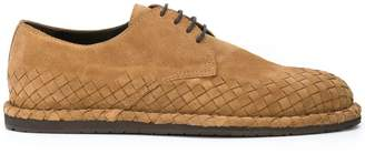 Bottega Veneta Intrecciato lace-up shoes