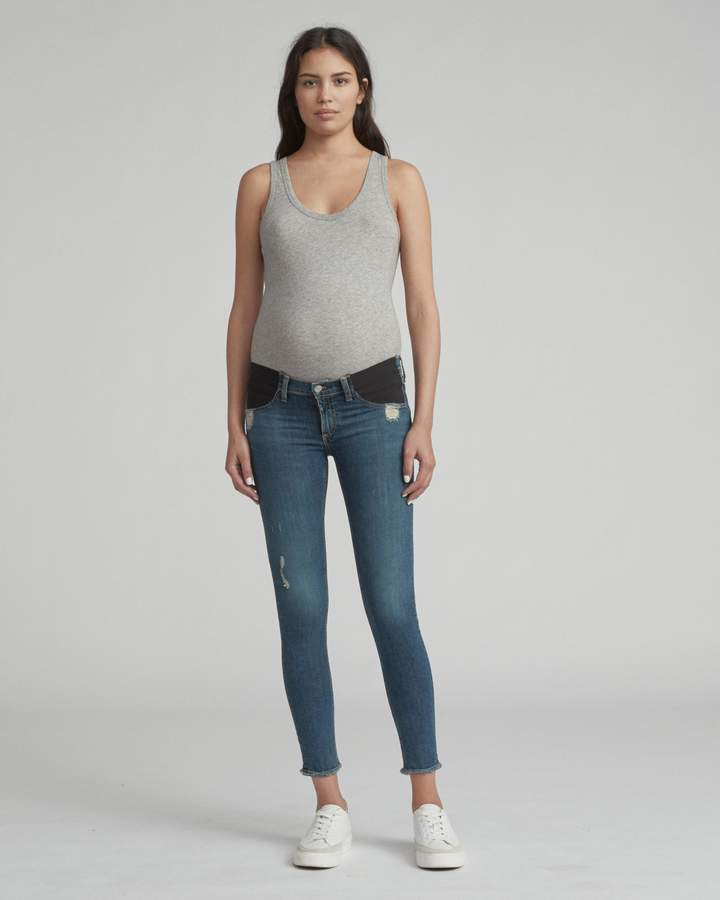 Rag and Bone Maternity denim skinny