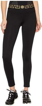 Versace Elastic Medusa Leggings Women's Pajama