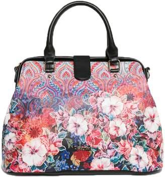 Desigual Desigal Women's Floral Nicaraga Freya Bag