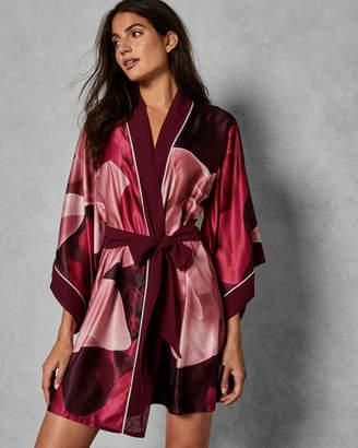 Ted Baker RITSIA Porcelain Rose kimono robe