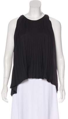 Timo Weiland Sleeveless Pleated Top w/ Tags