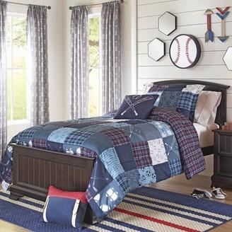 Better Homes & Gardens Better Homes and Gardens Kids Sports Bedding Comforter Set