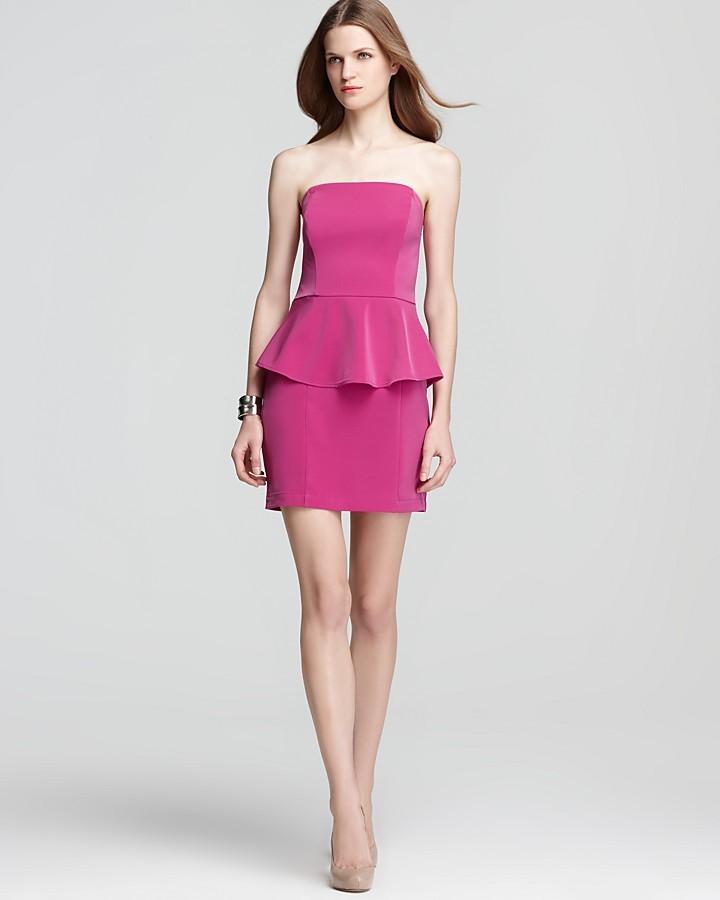 GUESS Dress - Peplum Party