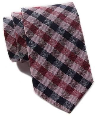 Ben Sherman Irvin Silk Check Tie