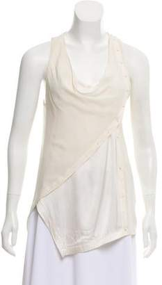 3.1 Phillip Lim Sleeveless Embellished Top