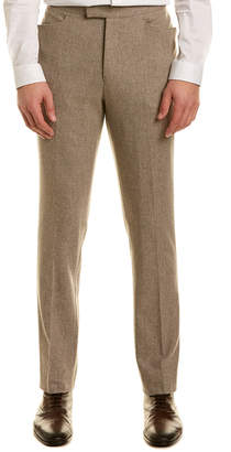 Reiss Hutton Slim Fit Wool Pant