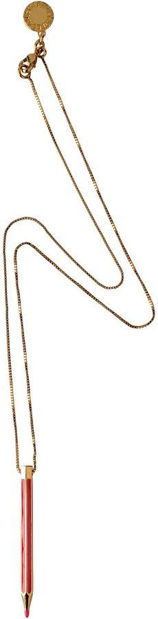 Stella McCartney Pencil Necklace