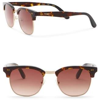 Toms 50mm Gavin Sunglasses