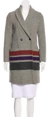 Steven Alan Wool Blend Knee-Length Coat