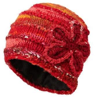 Joe Browns Orange Amazing Knitted Hat