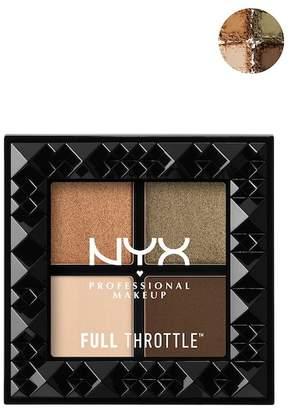 NYX Full Throttle Shadow Palette - Easy on the Eyes
