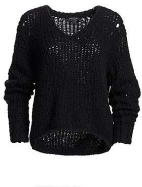 Rag & Bone Arizona V-Neck Wool Sweater