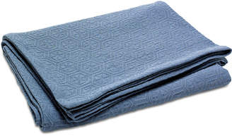 Lucky Brand Closeout! Medallion Matelasse King Coverlet, Created for Macy's Bedding