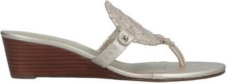 Jack Rogers Toe strap sandals