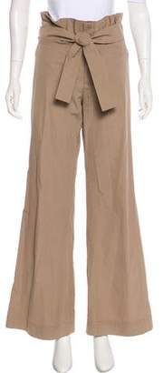 Pringle High-Rise Wide-Leg Pants