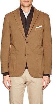 "Boglioli Men's ""K Jacket"" Cotton Two-Button Sportcoat"