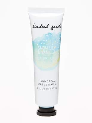 Old Navy Kindred Goods® Hand Cream