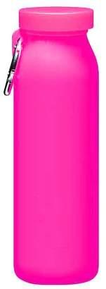 MERKLET Pink Popper 22 oz. Aqua Flex Roll-Up Bottle