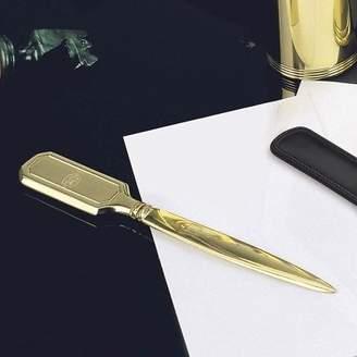 El Casco NEW 23k Gold Plated Letter Opener