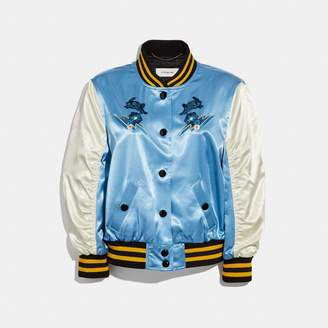 Coach Arizona Varsity Souvenir Jacket