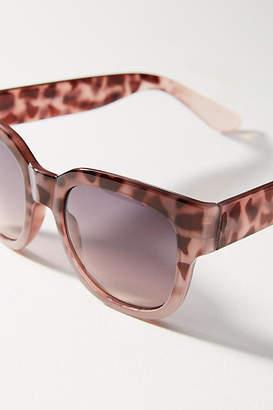 Anthropologie Alana Tortoise Sunglasses